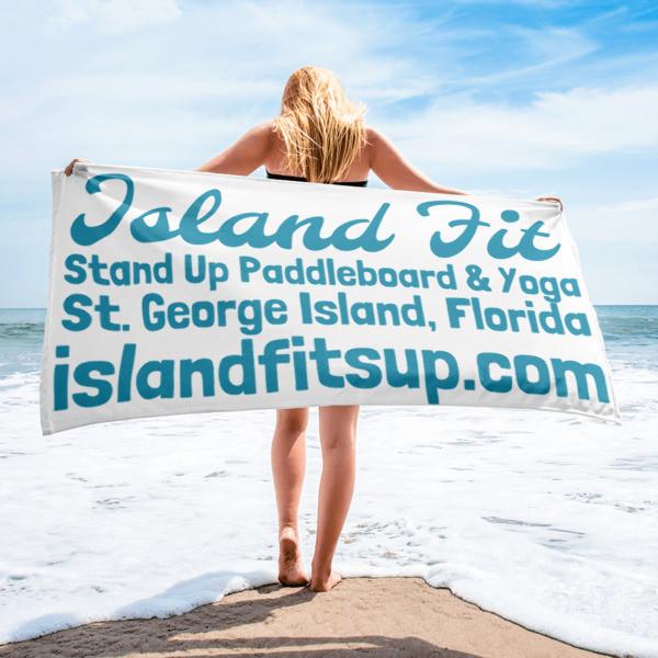 Island Fit SUP Towel