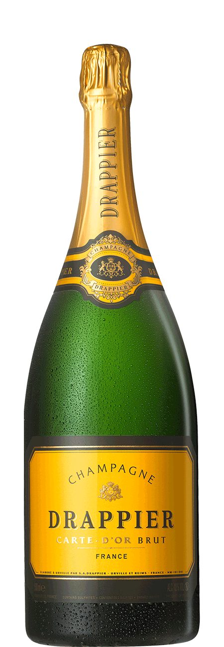 """Champagne Drappier """"Carte d'Or Brut"""""""