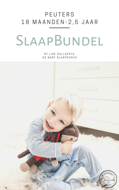 SlaapBundel Peuters 18 maanden - 2,5 jaar