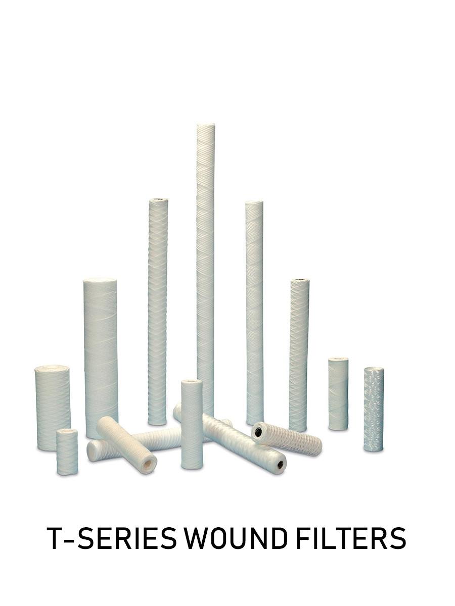 T-Series Wound Filter Cartridges