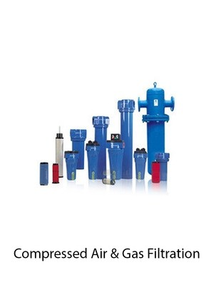 Compressed Air & Gas Filtration