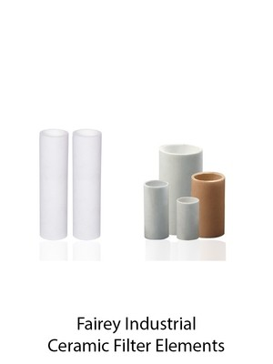 Fairey Industrial Ceramic Filter Elements