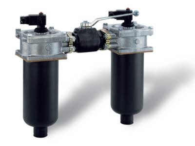 Duplex-tank top return line filter Pi 5100