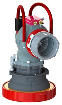 353GF Pressure Control Coupler