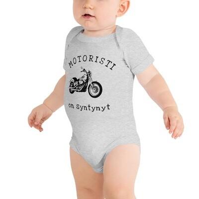 Lasten body - Motoristi on syntynyt