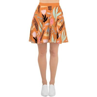 Kellohame - Oranssi kukka