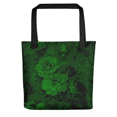 Kukkakassi - Vihreä