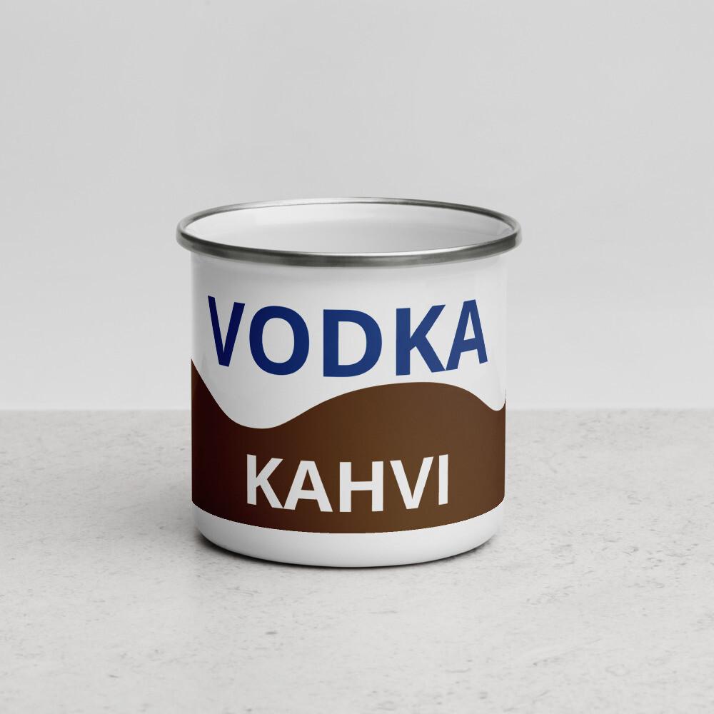 Emalimuki - Vodka-kahvi