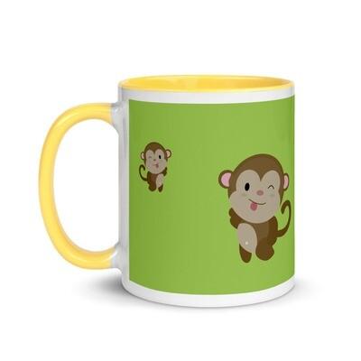 Muki - Kujeileva apina