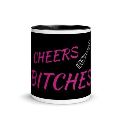 Keraaminen muki - Cheers bitches