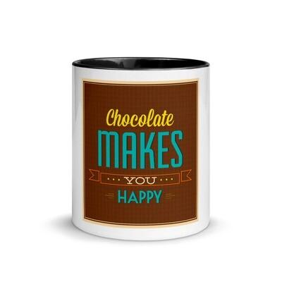 Keraaminen kahvimuki - Chocolate