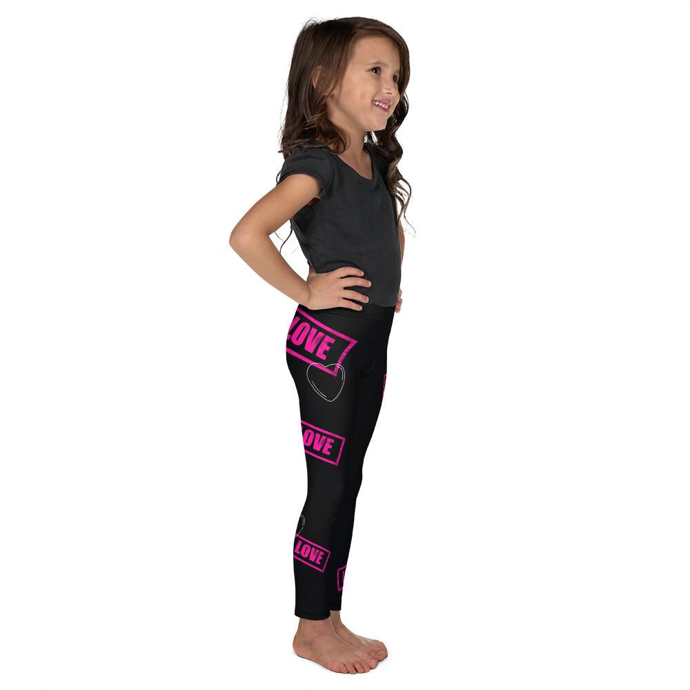 Lasten leggings - Love