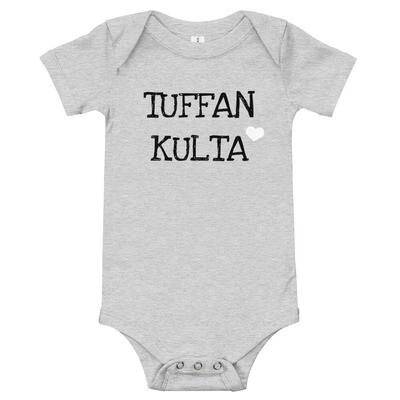 Lasten body - Tuffan kulta