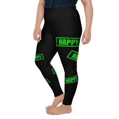 Leggings - Happy 2XL-6XL