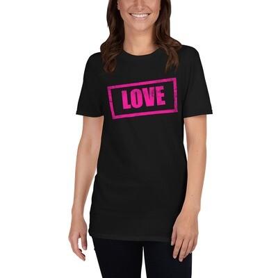 T-paita - Love-leima