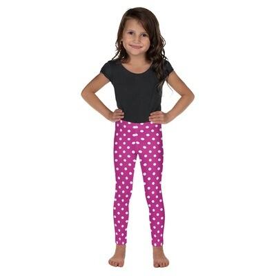 Lasten leggings - Pallokuvio