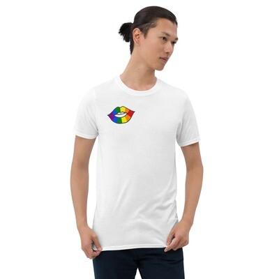 T-paita - Unisex sateenkaari