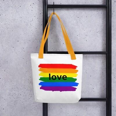 kassi - sateenkaariraidat LOVE