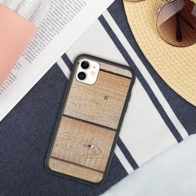 Biohajoava iPhone suojakuori - Lautaseinä
