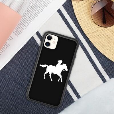 Biohajoava iPhone suojakuori - Hevonen