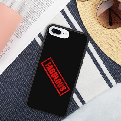 Biohajoava iPhone suojakuori - Fabulous
