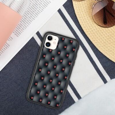 Biohajoava iPhone suojakuori -