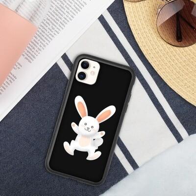 Biohajoava iPhone suojakuori - Jänis