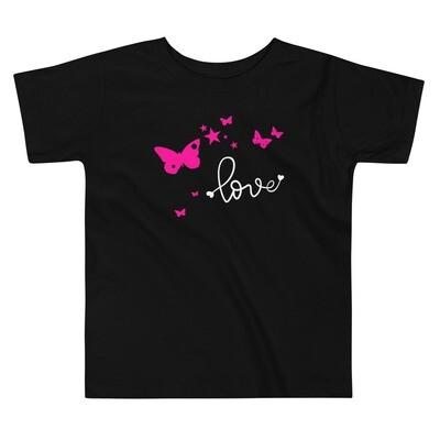 Lasten paita - Rakkausperhoset