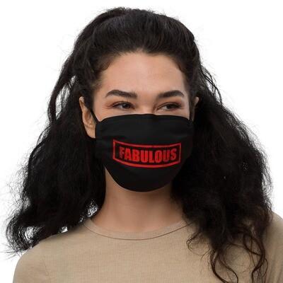 Musta kangasmaski - Fabulous