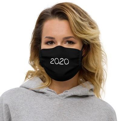 Musta kasvomaski - 2020