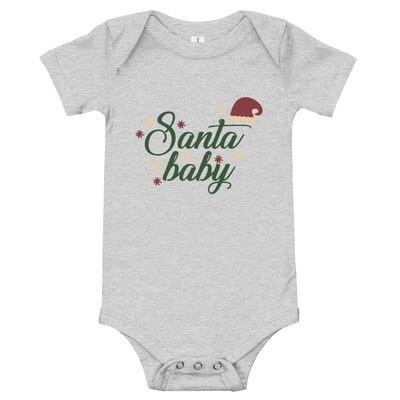 Vauvojen body - joululapsi