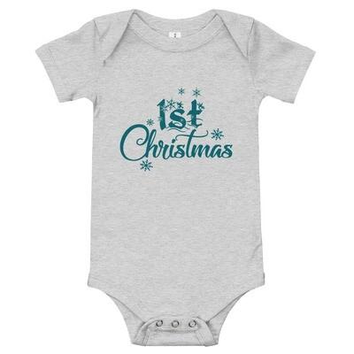 Vauvojen body - ensimmäinen joulu