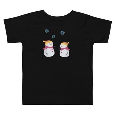 Lasten paita - lumiukot