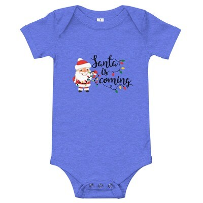 Vauvojen body - pukki on tulossa