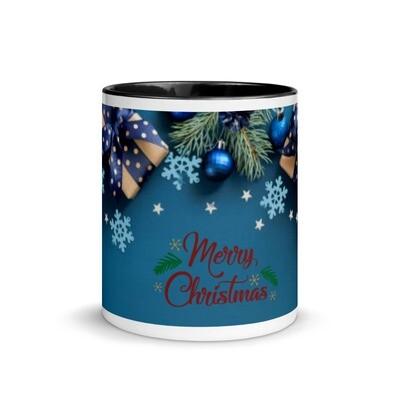 Joulumuki - sininen hetki