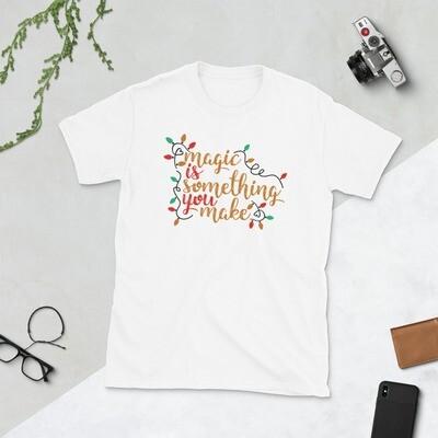 T-paita - joulun taika
