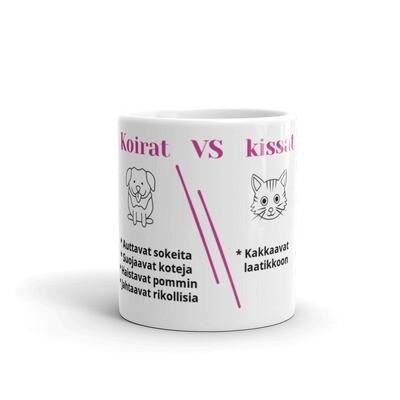 Muki - Koirat VS Kissat