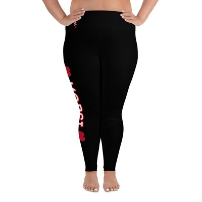 Leggings - Mopsi <3 - XXL-6XL