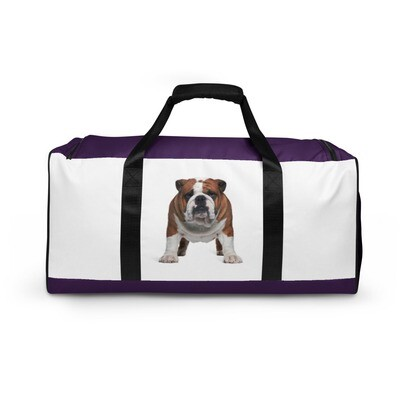 Laukku - Englannin bulldog
