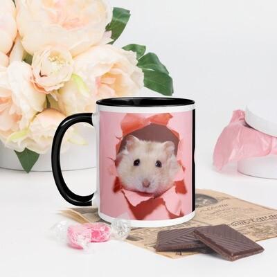 Muki - hamsteri