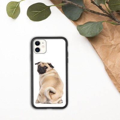 Biohajoava Iphone kuori - Mopsi
