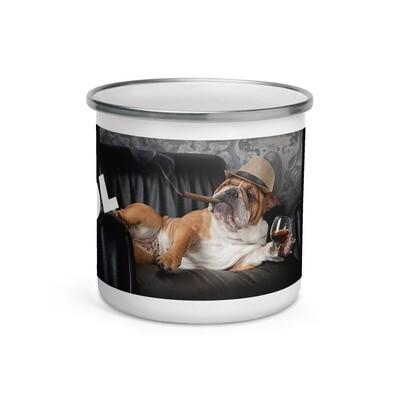 Emalimuki - Englannin bulldog - Be cool