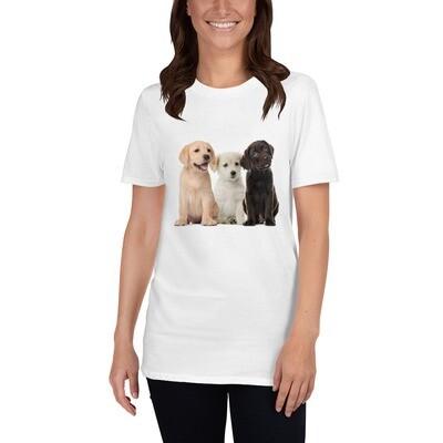 T-paita- Labradorinnoutajat