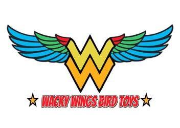 Wacky Wings Bird Toys