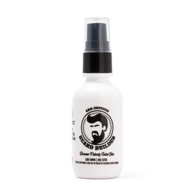 CBD Beard Builder - Jack 50MG CBD