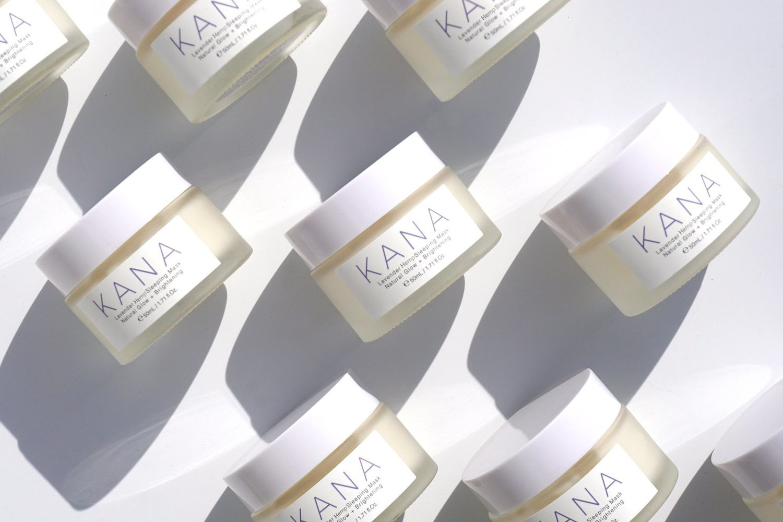 Kana Beauty CBD Lavender Sleep Mask