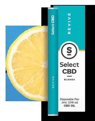 Select  Inhaler - Lemon