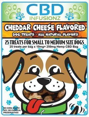 CBD Infusionz CBD Dog Treats
