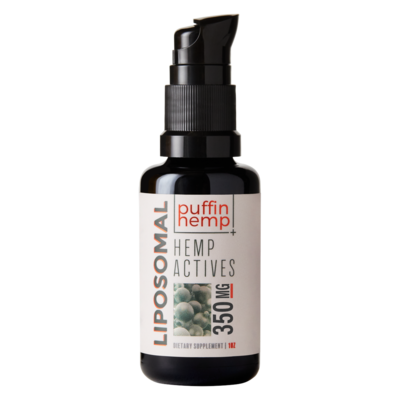 Puffin Hemp Liposomal CBD Oil 350mg