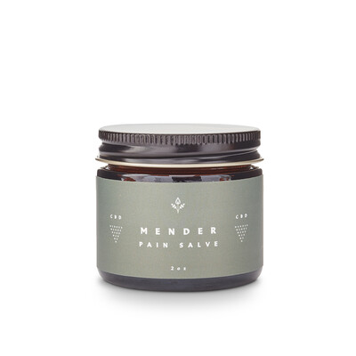 Mender CBD Pain Balm - Full Spectrum